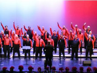 The Gay Men's Chorus of Houston