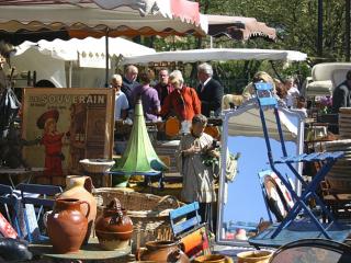 The Outdoor Market
