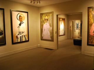Austin photo: Places_Arts_Wally_Workman_Gallery_Exhibit