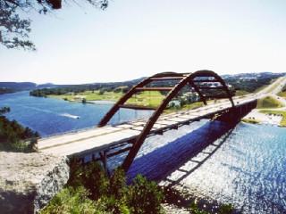 Austin photo: Places_Weird_360 Bridge