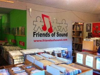 Austin_photo: Places_Shopping_Friends of Sound_interior