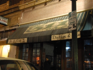 Austin_photo: places_drinks_311 club_exterior