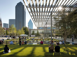 Sammons Park in Dallas
