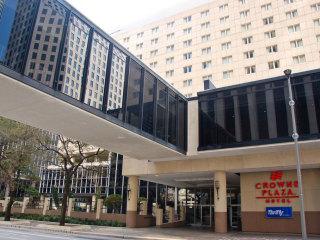 Places-Hotels/Spas-Crown Plaza exterior-1