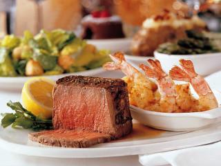 Places-Food-Morton's steak and shrimp