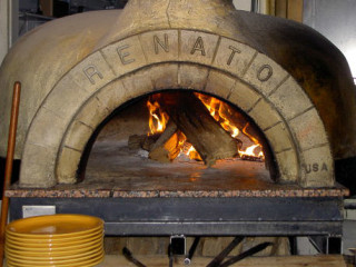 Places-Food-Bistro Provence oven