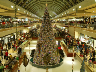 Events-Galleria Tree Lighting-Nov 09