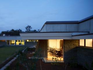 News_Jesse Hager_Gragg Building_building_current_Dec 2009_exterior_night