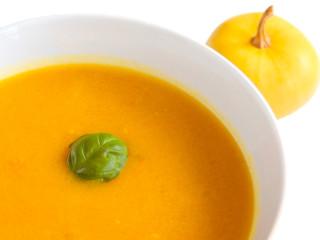 News_Comfort Food_Eddie V's_butternut squash_lobster_soup