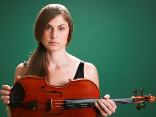 News_Nancy Wozny_Artists with Day Jobs_Suzanne LeFevre_River Oaks Chamber Orchestra_by Anthony Rathbun