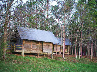 Camping in the city 39 s shadow without lake houston 39 s house for Cabins near lake livingston