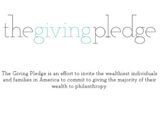 News_The Giving Pledge