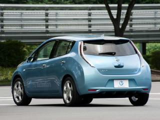 News_Nissan_Leaf_car_electric car