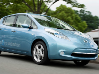 News_Nissan_Leaf_car_electric car