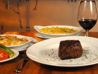 News_III Forks_steak_salad_corn