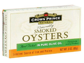 News_Crown Prince_smoked oysters_oysters