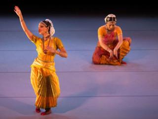 """Ragamala Dance Company: """"Written in Water"""""""