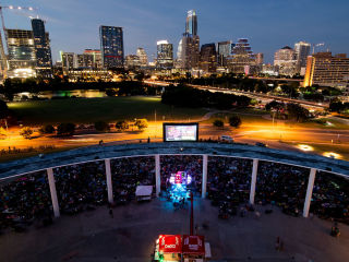 The Long Center Presents All Summer Long Sound Cinema Event