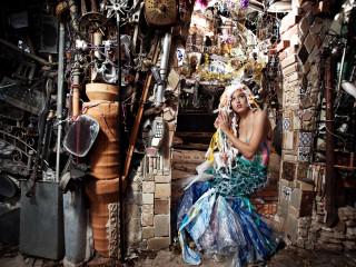 Polly Mermaid: Apocalypse Wow!