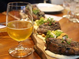 Four Course Dinner with Beer Pairings