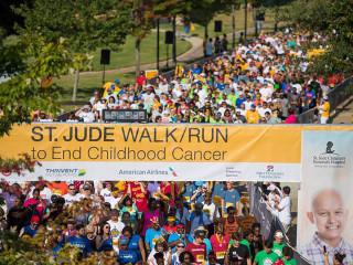 Fort Worth St. Jude Walk/Run to End Childhood Cancer