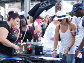 The 7th Annual Wine & Food Festival HTX Edition