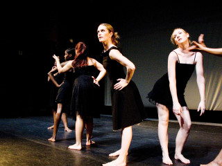 Made in a Day: A Contemporary Chance Dance