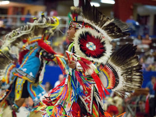 Great Promise for American Indians presents 25th Annual Austin Powwow and American Indian Heritage Festival