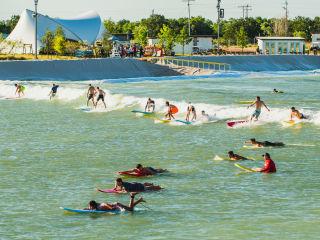 NLand Surf Park Austin