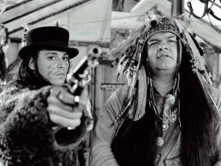 Johnny Depp in Dead Man