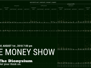 The Dionysium Summer Show: Money
