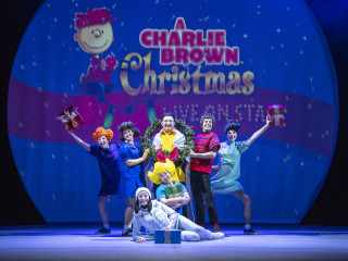 A Charlie Brown Christmas Live On Stage.A Charlie Brown Christmas Live On Stage Event Culturemap