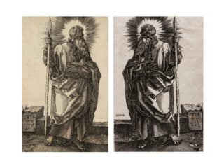 """""""Copies, Fakes and Reproductions: Printmaking in the Renaissance"""" opening reception"""