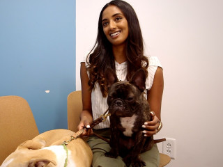 Shruthi Parker and Emancipet
