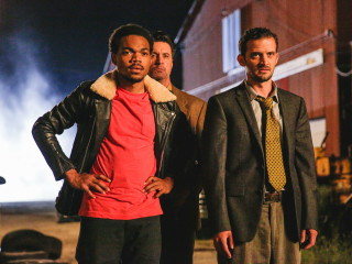 Chance Bennett, Tim Decker, and Will Brill in Slice