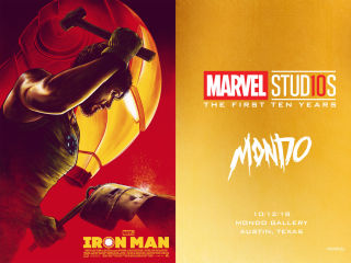 """Marvel Studios: The First Ten Years"""" opening reception"""