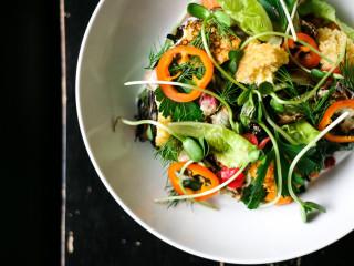 Meadow San Antonio salad