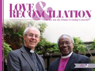 Love & Reconciliation