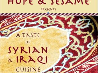 A Taste of Syrian & Iraqi Cuisine