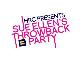 Sue Ellen's Throwback Party