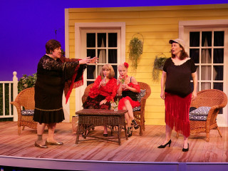 Unity Theatre presents The Savannah Sipping Society