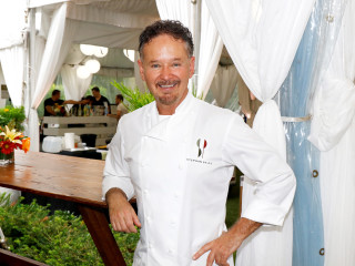 Chef Stephan Pyles, Harvest 2018