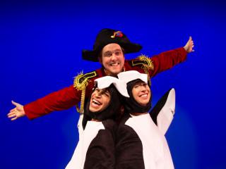 <i>Mr. Popper's Penguins</i>