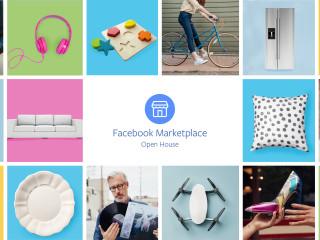 Facebook Marketplace presents Open House