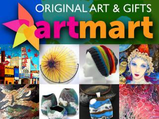 Art Mart Sale and Silent Auction