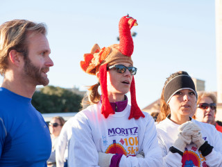 Fort Worth YMCA Turkey Trot