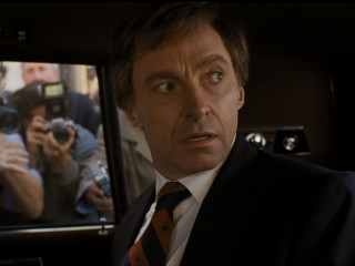Hugh Jackman in The Front Runner