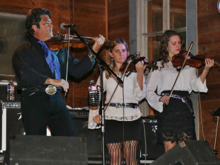 The 4th Annual Festival of Texas Fiddling