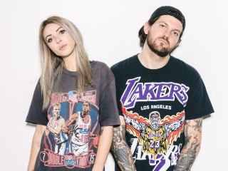 Alison Wonderland and Dillon Francis