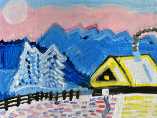 Winter Art Exhibition and Sale